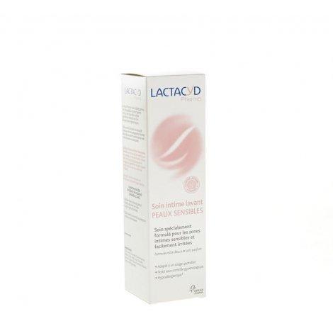 Lactacyd pharma sensitive 250ml pas cher, discount