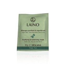 Laino masque visage purifiant equilibrant gel 12g