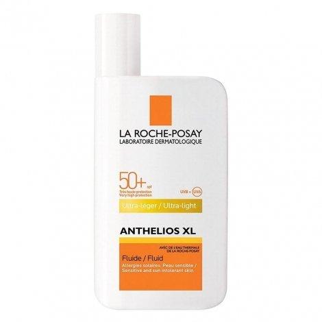 La Roche Posay Anthélios 50+ XL Fluide Solaire ultra léger (avec parfum) 50ml pas cher, discount