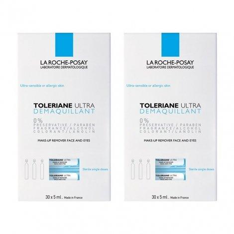 La Roche Posay Toleriane Ultra Demaq Monodoses Duo 2x30x5ml pas cher, discount