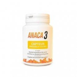 Anaca 3 Capteur Graisses & Sucres Minceur x60 Gélules pas cher, discount