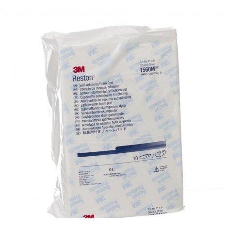 3m Reston foam pads 10 pièces 20x30x1,0cm pas cher, discount