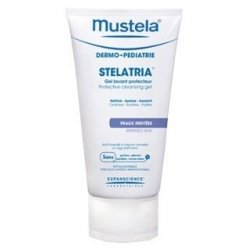 Mustela Dermo-Pédiatrie Stelatria Gel Lavant Protecteur 150ml