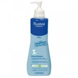 Mustela Physiobebe avec pompe 300ml pas cher, discount
