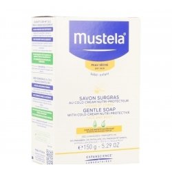 Mustela bébé savon nourrissant cold cream 150g