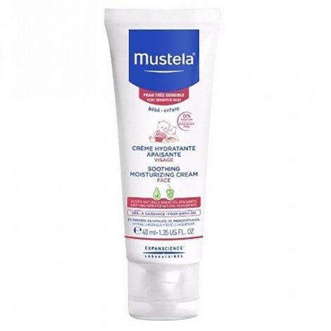 Mustela Pts Creme Hydratante Apaisante 40ml pas cher, discount