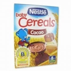 Baby cereals cacao 250g pas cher, discount