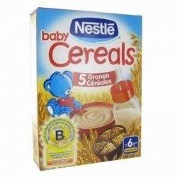 Baby cereals 5 céréales 250g