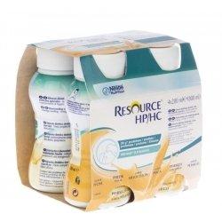 Resource hp hc peche bouteille 4x200ml pas cher, discount