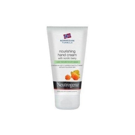 Neutrogena nordic berry creme mains 75ml pas cher, discount