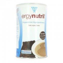 Nutergia Ergynutril chocolat poudre pot 300g pas cher, discount
