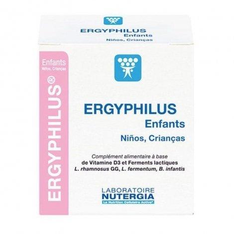 Nutergia Ergyphilus enfants 14 sachets pas cher, discount