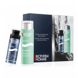 Biotherm Aquapower Coffret Gel Soin 75ml + Mousse A Raser 50ml pas cher, discount