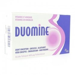 Omega pharma duomine capsules 90 pas cher, discount