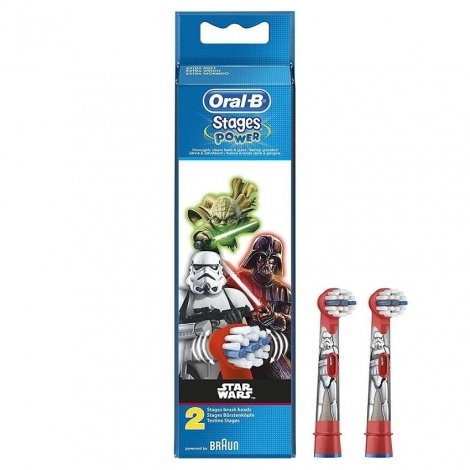 Oral B Refill EB10-2 Star Wars 2 pas cher, discount