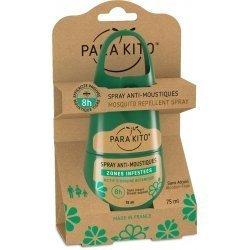 Parapharmacie : Parakito Spray anti-moustiques 75ml