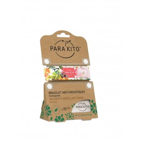 Parakito Bracelet anti-moustiques Flowery pas cher, discount