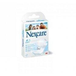 Nexcare soft 1m*8cm 1 bande