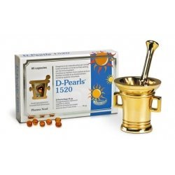 Pharma Nord D-Pearls 1520 100 capsules + 20 gratuites pas cher, discount