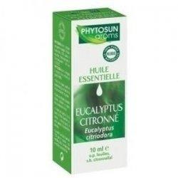 Phytosun gélule eucalyptus citron 30 pièces