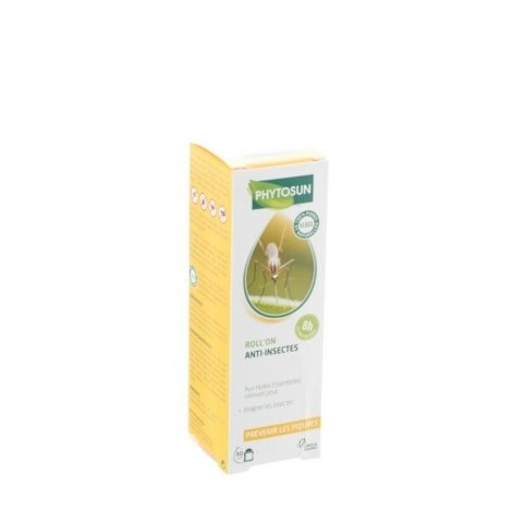 Phytosun anti insectes roll'on 50ml pas cher, discount