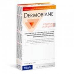 Pileje Dermobiane cheveux & ongles 40 gél x 605mg