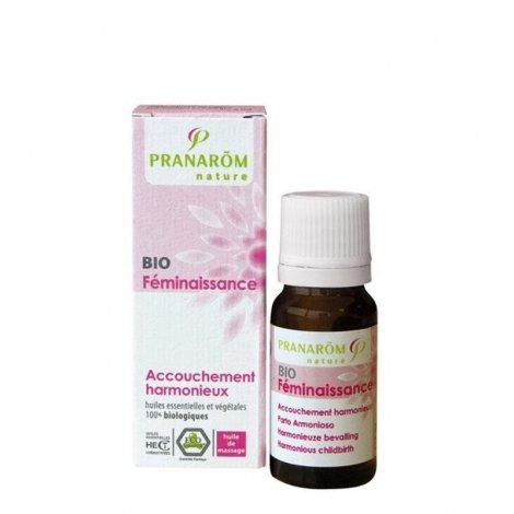 Pranarom Feminaissance Accouchement Harmonieux Bio 5ml pas cher, discount