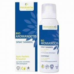 Pranarom Aromanoctis bio spray sommeil 100ml