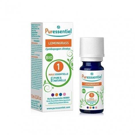 Puressentiel Lemongrass HE BIO 10ml pas cher, discount