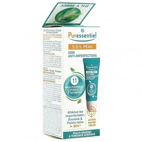 Puressentiel Sos Peau Soin Anti-imperfections 10ml pas cher, discount