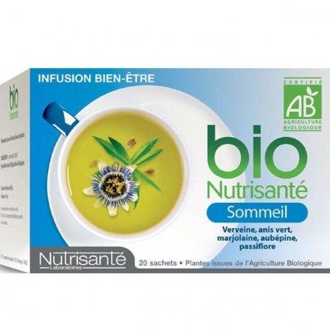Nutrisante Infusion bio : Sommeil x20 sachets pas cher, discount
