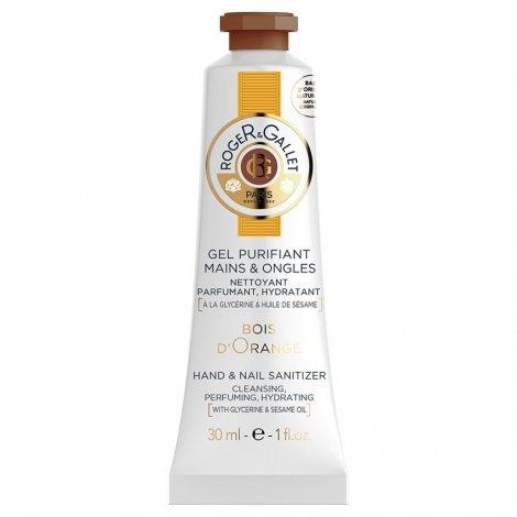 Roger & Gallet Bois d'Orange Gel Purifiant Mains 30ml pas cher, discount