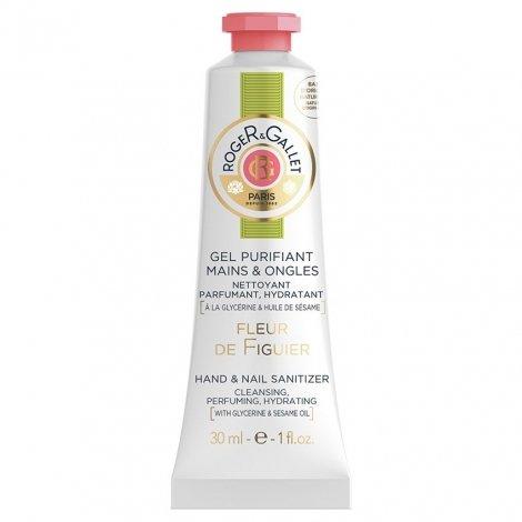 Roger & Gallet Fleur de Figuier Gel Purifiant Mains 30ml pas cher, discount