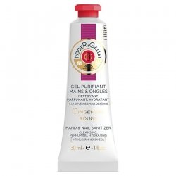 Roger & Gallet Gingembre Rouge Gel Purifiant Mains 30ml pas cher, discount