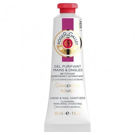 Roger & Gallet Gingembre Rouge Gel Purifiant Mains 30ml pas cher, discount
