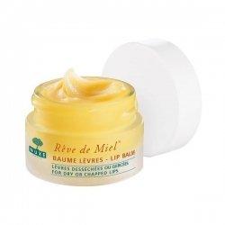 Nuxe Rêve De Miel Baume Lèvres Naturel Pot 15 ml pas cher, discount