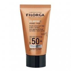 Filorga UV-Bronze Fluide Solaire Anti-Age Visage SPF50+ 40ml