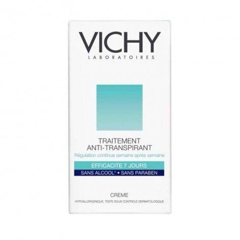 Vichy Deodorant crème peau très seche - épilée sans alcool 40ml pas cher, discount