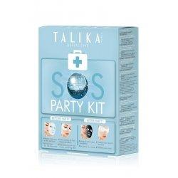 Talika SOS party kit - 4 masques pas cher, discount