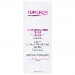Topicrem UHV Crème hydratante légère 40ml