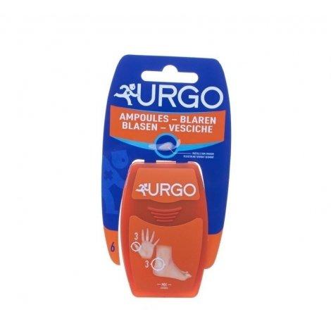 Urgo ampoules mix 6 pas cher, discount