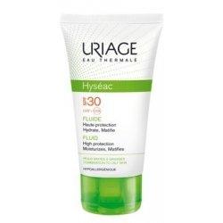 Uriage Hyséac fluide SPF30 tube 50ml pas cher, discount
