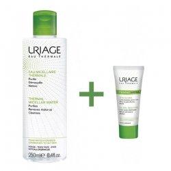 Uriage Hyseac 3-Regul 40ml + Eau Micellaire Peau grasse 250ml pas cher, discount