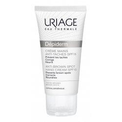 Uriage Depiderm Crème Mains Anti-Taches SPF15 50ml pas cher, discount