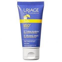Uriage 1ère Crème Minérale SPF50+ 50ml