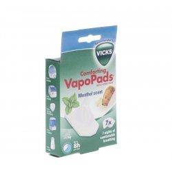 Vicks VH-7 classic 7 recharges pour diffuseur prise VH-1700 menthol