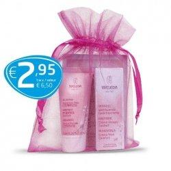 Weleda Pack Amande Bodylotion 20ml + Crème Visage Confort 7ml (9030057)