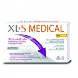 XLS Medical LOT 2x Bloqueur de Glucides 60 comprimés