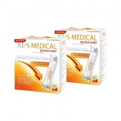 XLS Medical Duo Pack Max Strenght 60 sticks pas cher, discount