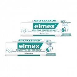 Elmex Sensitive Professional Soulagement Immédiat et Durable 2 Tubes de 75 ml pas cher, discount